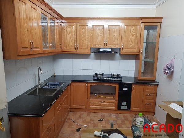 Mang lại không gian bếp ấm cúng và sang trọng cho căn bếp gia đình bạn