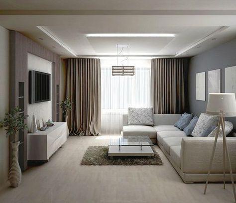 phòng khách phong cách nhẹ nhàng hiện đại sang trọng.