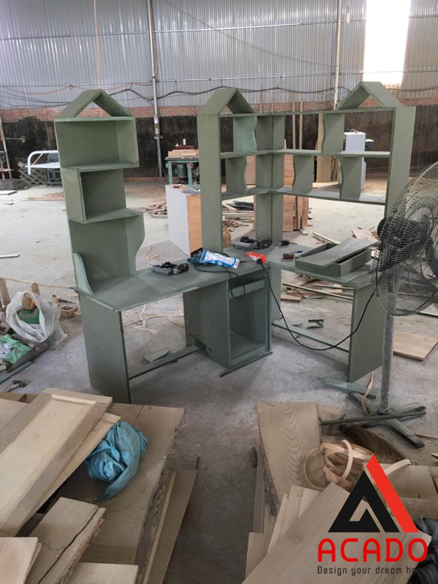 Xưởng sản xuất đồ của Acado