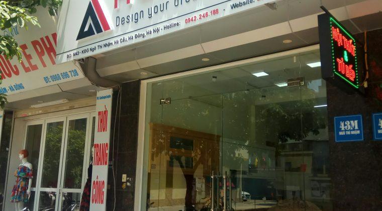 Showroom nội thất và tủ bếp của ACADO