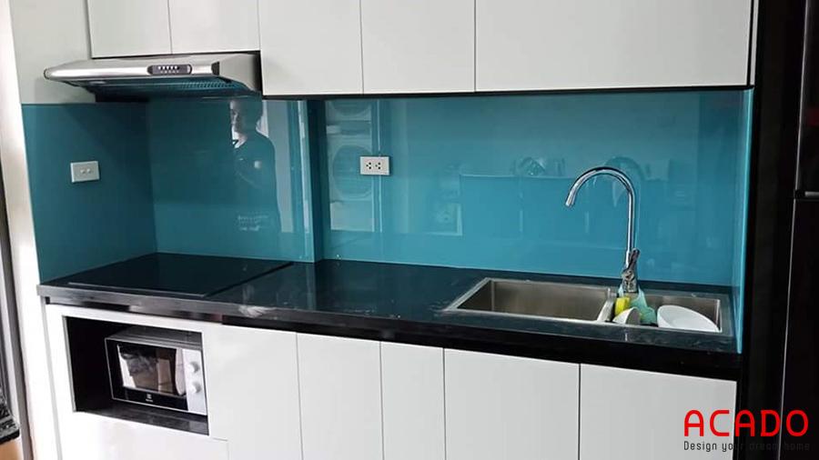 tủ bếp mdf lõi xanh nhập khẩu thái lan
