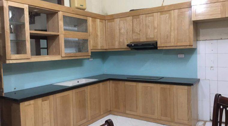 tủ bếp tại Trương Định