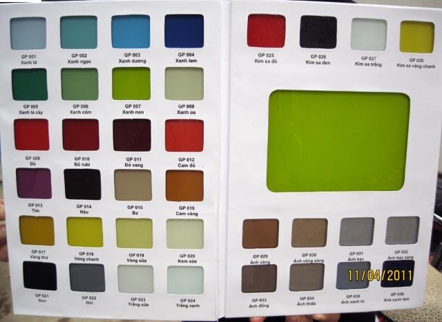 Kính màu ốp bếp chuyên sử dụng cho nhà bếp mang lại không gian sạch sẽ