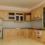 Có nên làm tủ bếp gỗ sồi Nga?