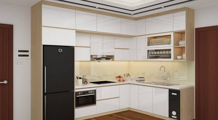 Tủ bếp Laminate có bền không?