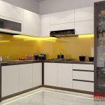 Tủ bếp Melamine có bền không?