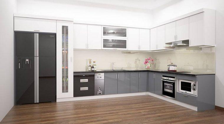 Giá tủ bếp Acrylic là bao nhiêu? Giá đó bao gồm những gì?