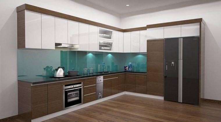 Nguyên tắc vàng khi thiết kế tủ bếp