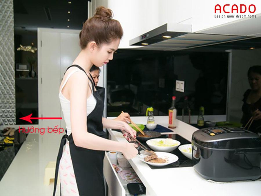 Hướng nhà bếp theo phong thủy