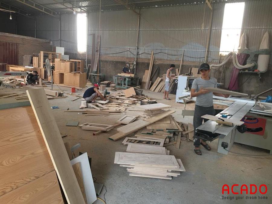 Xưởng sản xuất: Phú An, Thanh Đa, Phúc Thọ, Hà Nội.