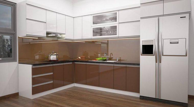 Đóng tủ bếp đẹp tại Hà Nội đúng như thiết kế và giá thành cạnh tranh nhất