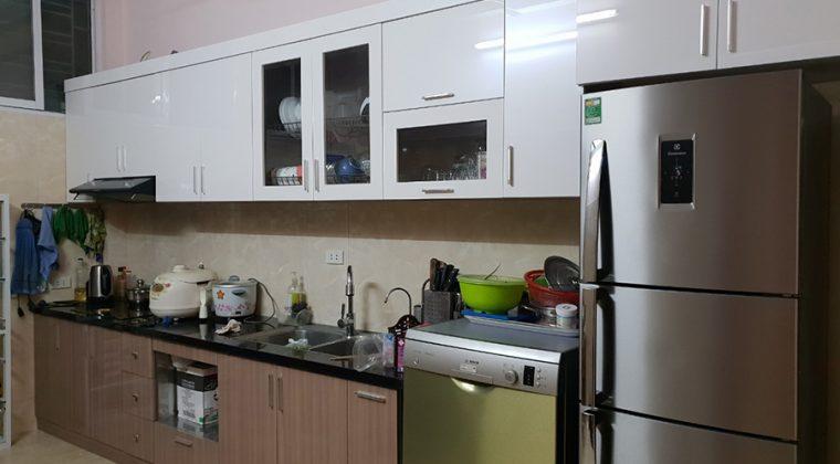 Tủ bếp inox 304 chống nước, chống mối mọt tuyệt đối