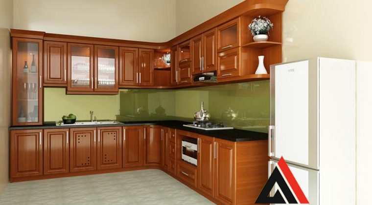 Acado- đơn vị chuyên thi công tủ bếp gỗ tự nhiên đẹp, giá rẻ, chất lượng.