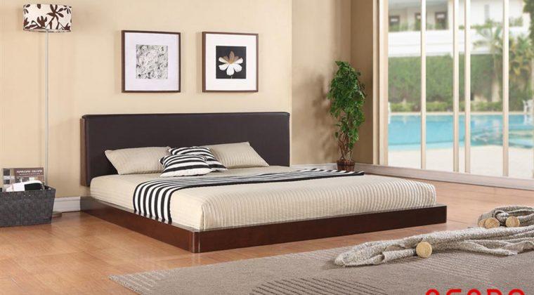 Giường ngủ kiểu hộp hiện đại cho những nhà dân thiết kế hiện đại