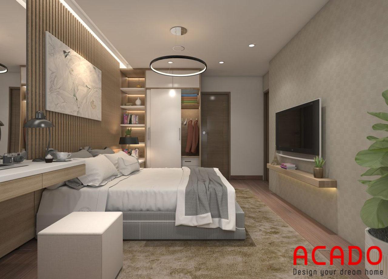 Nội thất phòng ngủ tại Acado