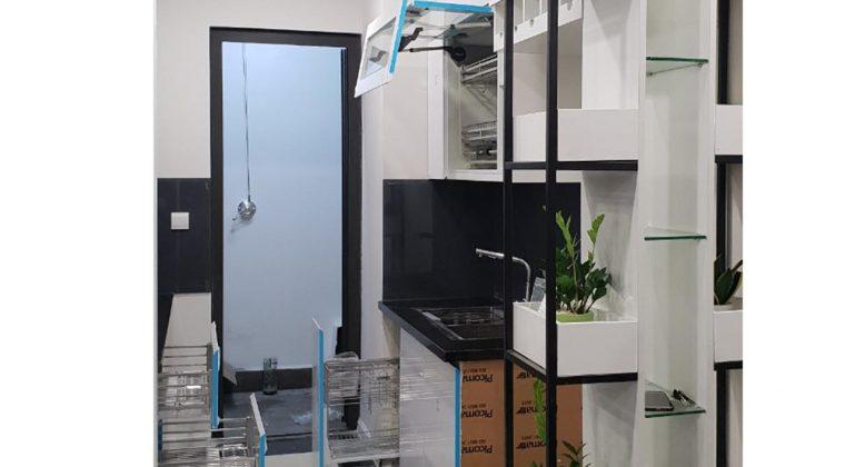 Làm tủ bếp tại Minh Khai - Hà Nội ACADO thiết kế và thi công