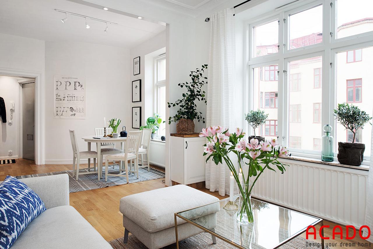 Trang trí phòng khách theo sở thích và phong cách của bạn