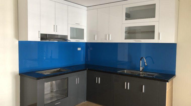 Tủ bếp inox cho độ bền cực cao - ACADO thiết kế và thi công