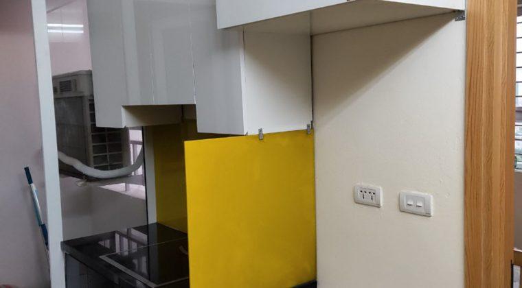 Đóng tủ bếp tại Kiến Hưng-Hà Đông,Nội thất ACADO