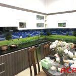 Công trình tủ bếp được hoàn thành và bàn giao cho gia đình anh Nam